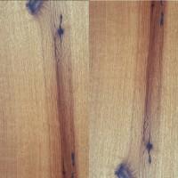 3. Ρουστίκ προγυαλισμένο δρυς πλάτους 19 cm μονοσάνιδο